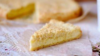 Очень вкусная королевская ватрушка (пирог с творогом) / Royal cheesecake