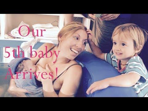 Amazingly Beautiful Homebirth of Evie Jasmine