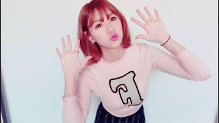 Maknae on top | Apink's Oh Hayoung | #shorts #오하영 #에이핑크
