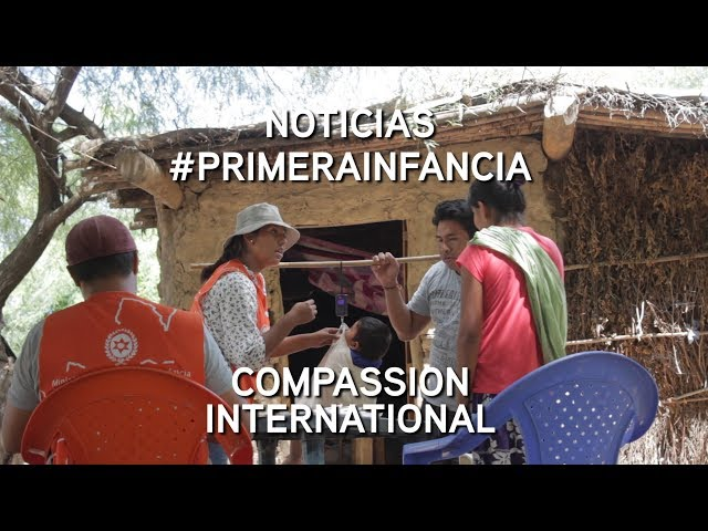 Ministerio de la Primera Infancia - Compasssion Internatinal