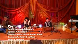 Payman Habibzai - Har Shab Manam Fetaada (Live)