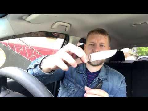 РАСПАКОВКА#10 Складные ножи Российских брендов (НОКС, Kizlyar Supreme)