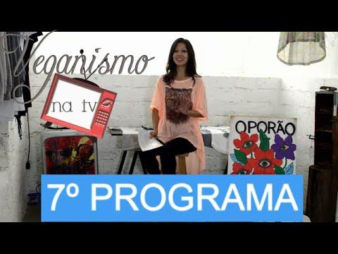 Veganismo na tv 7ºprograma