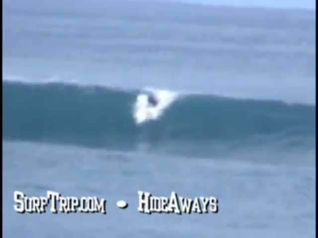 Robert Surfing WavePark Mentawai 2005