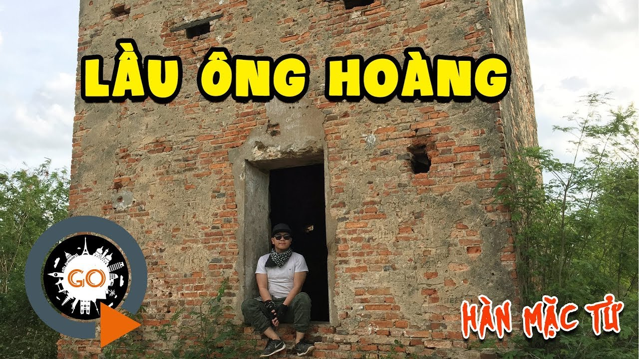 Lầu Ông Hoàng - nơi ghi dấu cuộc tình Hàn Mặc Tử và Mộng Cầm | King 's Palace Mui Ne | Quang Chau