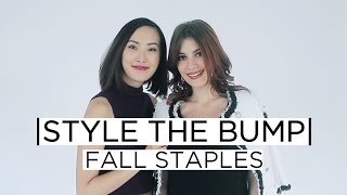 Style Your Bump | Fall Staples