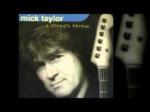 Mick Taylor - Blind Willie Metell