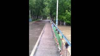 """Уссурийск, парк """"Зелёный остров"""""""