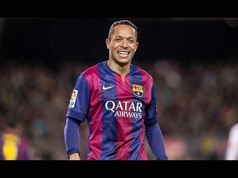Adriano Correia All 9 Goals FC Barcelona - Liga BBVA