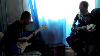 сыграли ковер на гитаре, Lumen , Сид и Нэнси