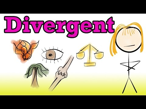 Divergent By Veronica Roth (Divergent Series) (Book Summary) - Minute Book Report