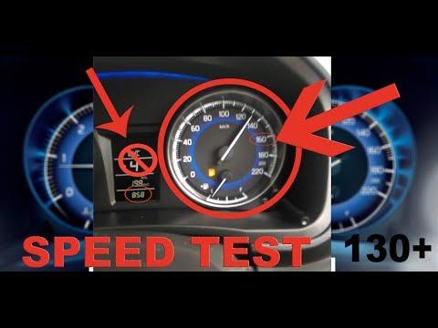 Maruti BALENO speed test 130+ kpml on angamaly road (KL 63 rider)