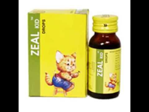 Vasu Pharma Zeal Kid Drops