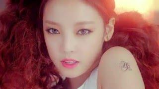 Корейские Girls микс из клипов
