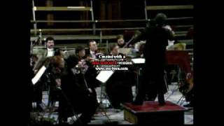 Schubert Symphony nr5 3rd movement - conductor: Ilya Stupel