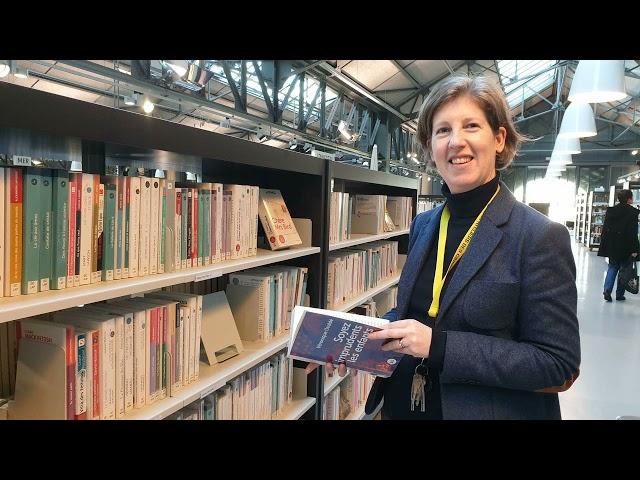 Bénédicte Jarry, directrice des médiathèques de Brest [Mars 2019]
