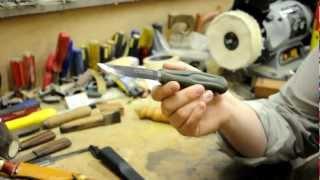 Ray Mears Bushcraft Mora Knife