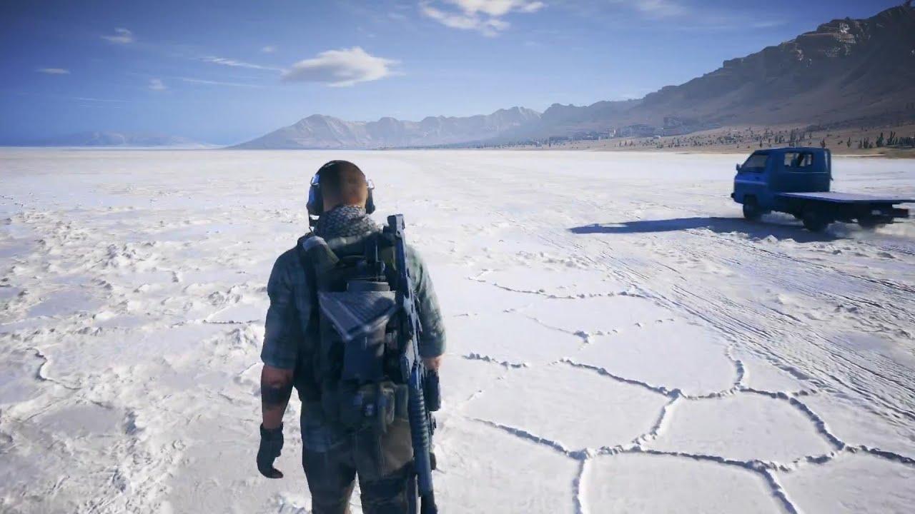 Дебютный трейлер Tom Clancy's Ghost Recon Wildlands