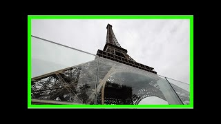 Breaking News | Eiffel Tower Now Has Bulletproof Glass Walls To Protect Against Terror Attacks