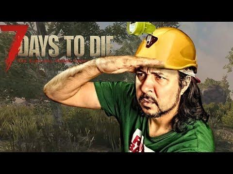 "7 DAYS TO DIE - ALPHA 16 #39 ""MI QUERIDO CASCO!"" | GAMEPLAY ESPAÑOL"