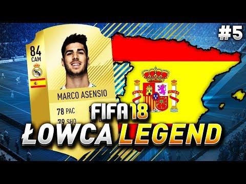 FIFA 18 - Objawienie w La Liga! - Łowca legend #5