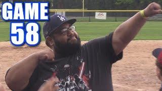 CHARGING THE MOUND!   On-Season Softball Series   Game 58