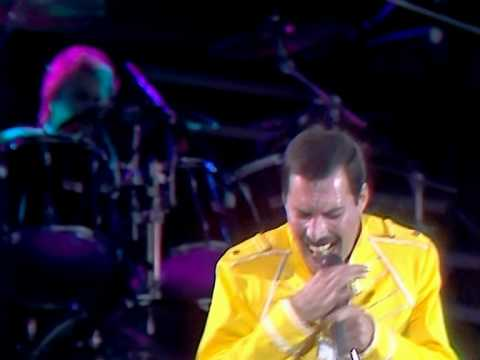Queen Live at Wembley 1986 - Friday Concert (Remastered) - Part 1
