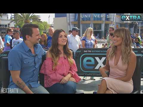 Evan Bass & Carly Waddell on Their TV Wedding, Plus: Their 'Miracle Baby'