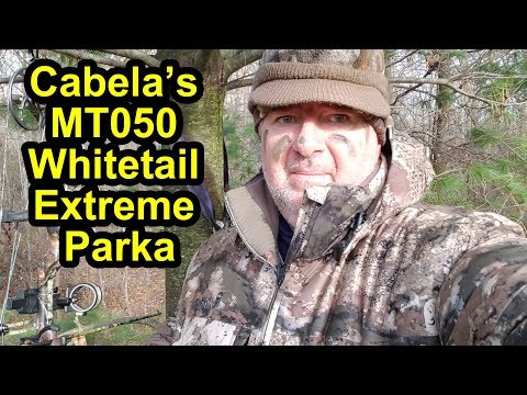 Cabelas MT050 Whitetail Extreme GORE-TEX Parka - 4 Stars Review