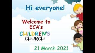 Church (21 march 2021 ...