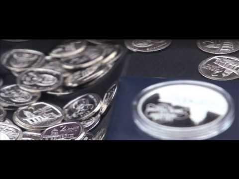 Reserve Bank unveils Union Buildings centenary coin