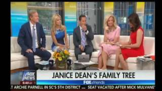 MyHeritage Helps Fox & Friends Presenter Discover Her Roots
