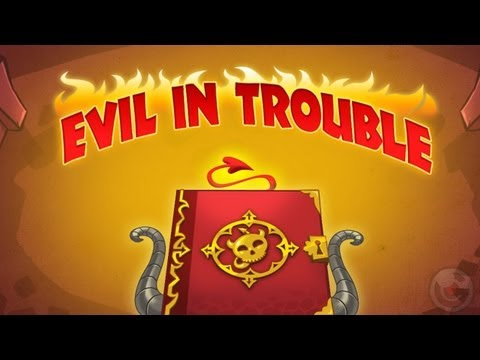 Evil In Trouble - iPhone & iPad Gameplay Video