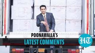 Watch: Adar Poonawalla's latest statement after alleging 'aggressive calls'