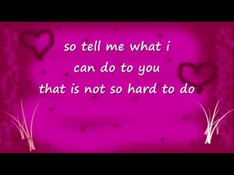 Nick Jonas- Give Love A Try ( with lyrics on screen) (J.O.N.A.S.)