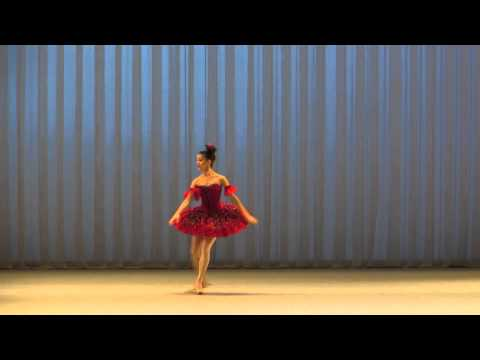 XII Moscow International Ballet Competition - 2nd Round - June 2013, Moscow