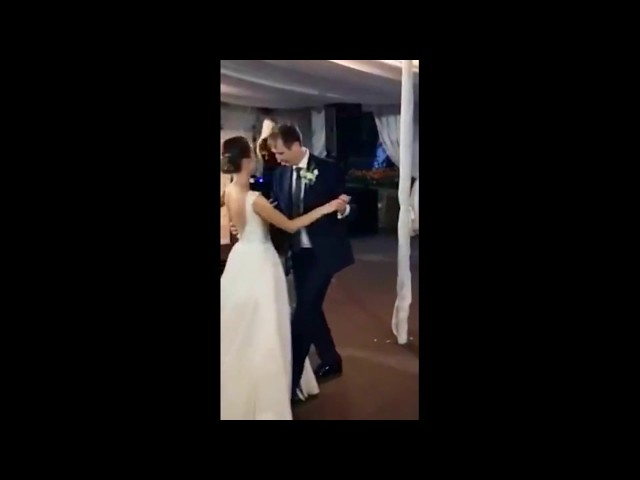 Свадебный танец на свадьбе!