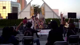 第7回やらまいかミュージックフェスティバル@遠鉄百貨店屋上ステージ.