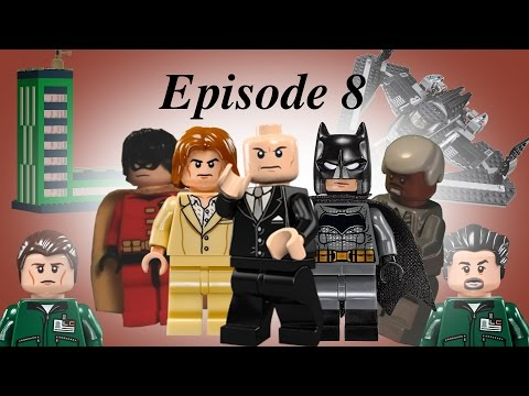 LEGO Batman: Adventures in Gotham City Episode 8: The Brave and the Bald