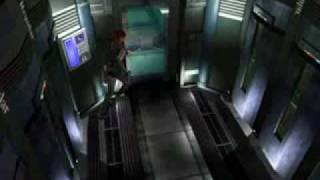 Dino Crisis 2 (PC) Walkthrough 03 -- Saving Dylan and getting through  poisin Ivy Marsh