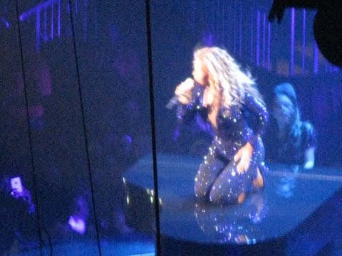 Beyonce at the Barclays Center Aug 3 2013