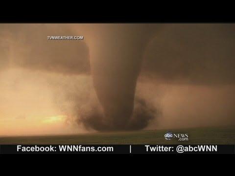 Tornadoes Rip Through Homes in Oklahoma