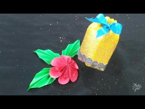 DIY GIFT BOX/HANDMADE GIFT BOX/ARTWITHALIYA