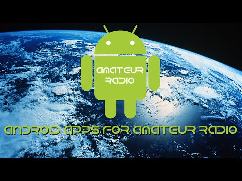 Android Apps For Amateur Radio