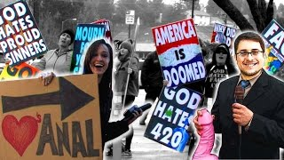 Westboro Baptist Church Horrified by Brick Stone & Jaclyn Glenn