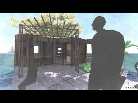 Project no. 004- Floating houses in Kiribati
