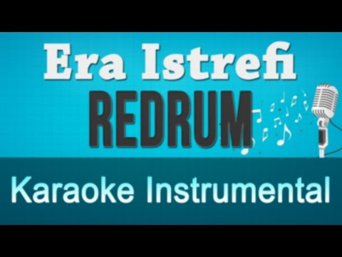 Era Istrefi - Redrum Instrumental Karaoke Lyrics