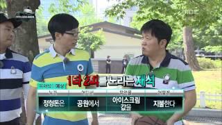 Infinite Challenge, Minority Report #18, 마이너리티 리포트(1) 20130608