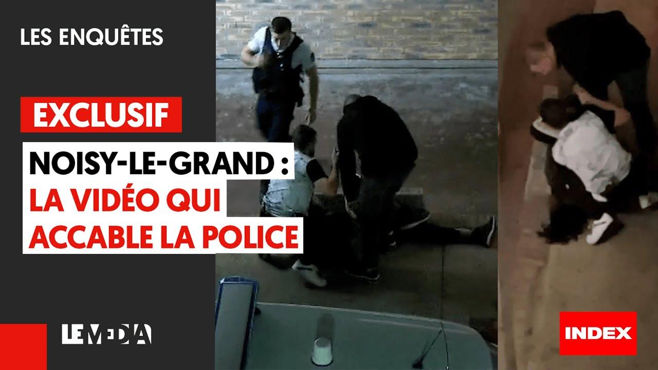 Download EXCLUSIF - NOISY-LE-GRAND : LA NOUVELLE VIDÉO QUI ACCABLE LA POLICE