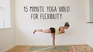 15 Minute Yoga for Flexibility
